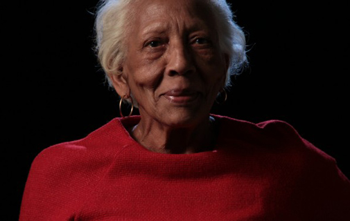 Jewellery thief: Doris Payne reveals the secrets of her trade in the film. *Photo supplied