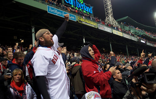 Sox win: Set to party like 1918