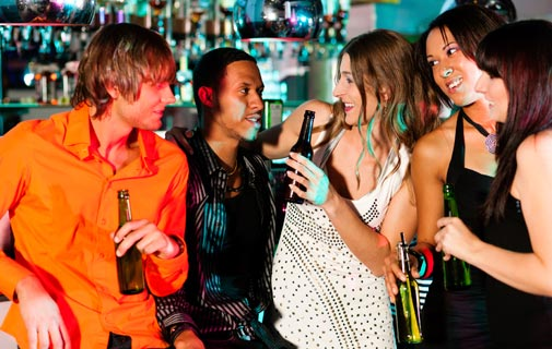 Prove it: ID checks are set to become mandatory in bars and nightclubs across the island. *iStock photo