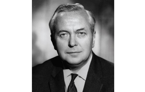 Harold Wilson, the former Labour Prime Minister between 1964-70 and 1974-1976, who was also a big Huddersfield Town fan. *Creative Commons photo