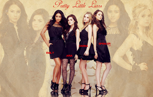 Teen drama Pretty Little Liars is a mystery-thriller series based on the novels by Sara Shepard.