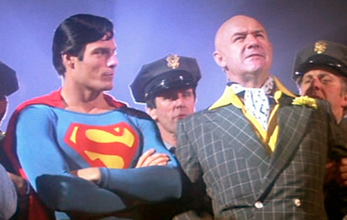 "I posed a question to my sons: ""Would Superman call up Lex Luthor and tell him where the kryptonite is?"" They plainly explained, ""Superman would never do that, Daddy. Because then Lex Luthor would be able to kill him."""