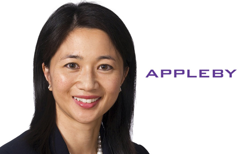 Appleby chairman, Frances Woo. *Photo supplied