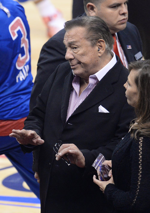 The basketball community – and the President of the United States — were quick to condemn the recorded comments of Clippers owner Donald Sterling. *AFP photo
