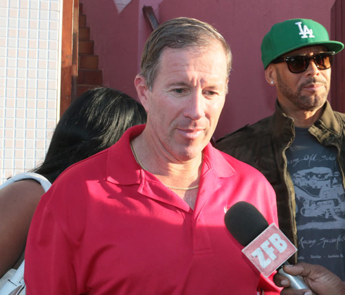 Deputy Premier and National Security Minister Michael Dunkley *File photo
