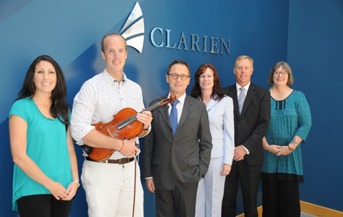 Clarien Bank announces cash grants to four charities