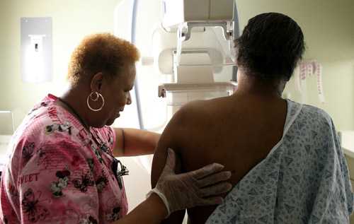 Matters in Healthcare: Should I get a mammogram every year?