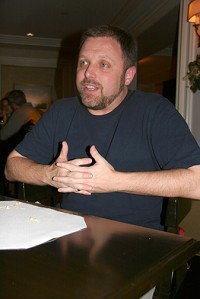 Tim Wise: 'Makes his money pandering to a bunch of strangely anguished white Bermudians and inveterate black Bermudian race-moaners.' *File photo